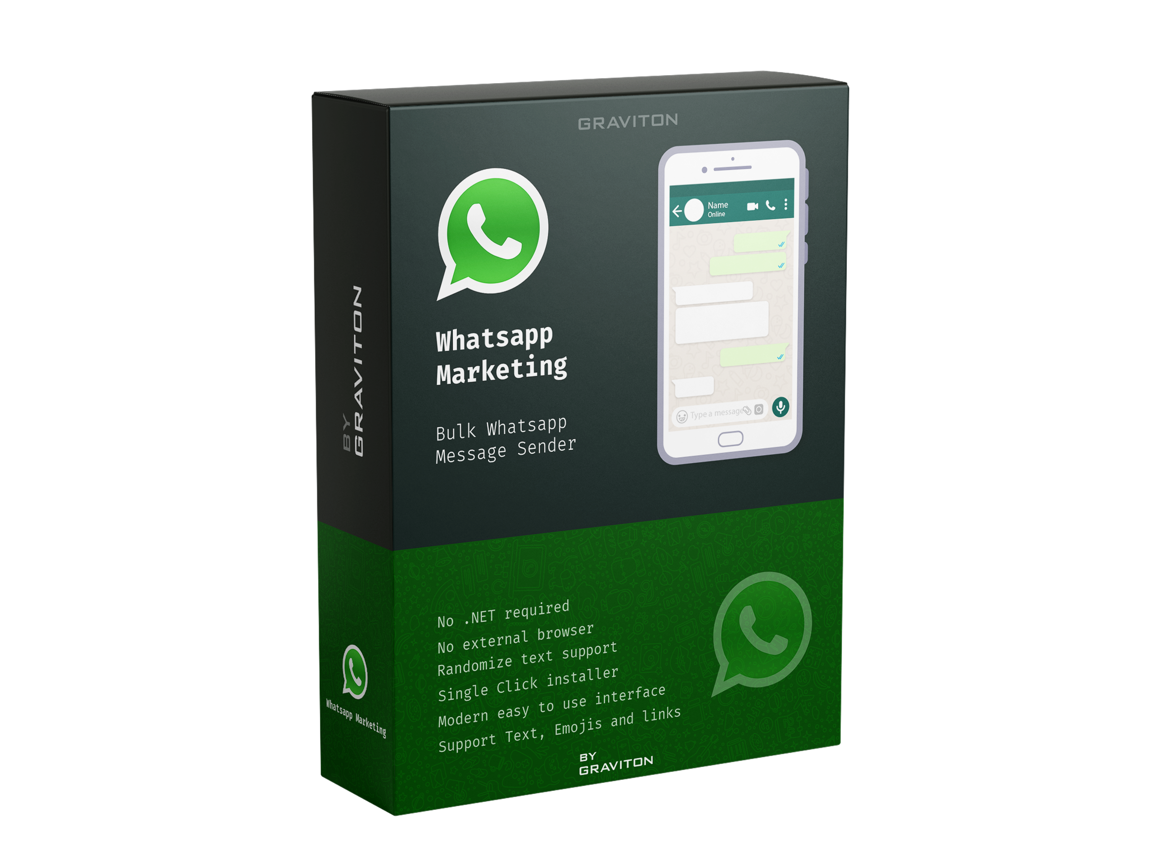 Bulk Whatsapp Sender – Whatsapp Marketing Software for