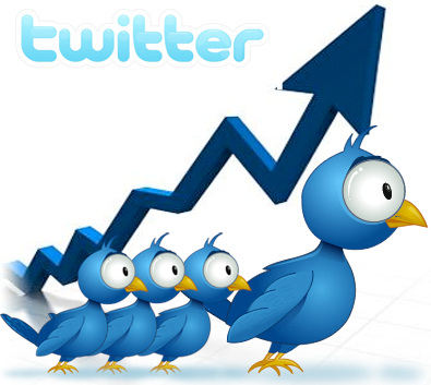 Get you 30,000++ Guaranteed Twitter FOLLOWERS into your Account, 'Without Admin Access'