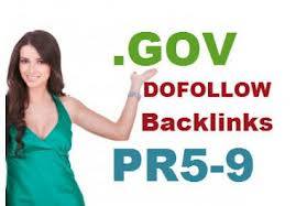 will create 20 High PR8 DoFollow GOV backlink in 48 hours. Get PR8 Gov Backlinks and Increase Your Organic Seo Ranking In Google