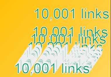 get you 10,001 do follow links