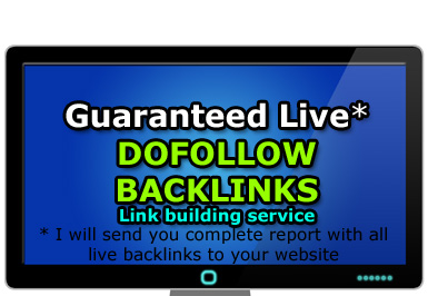 create 50 dofollow backlinks to your website