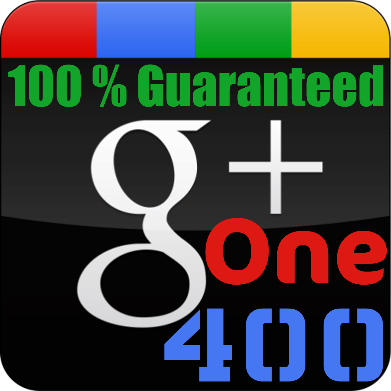 give you 500 Google Plus +1 on your Link