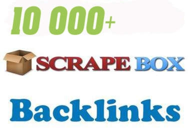 build 40,000 blog comments and trackbacks with scrapebox 