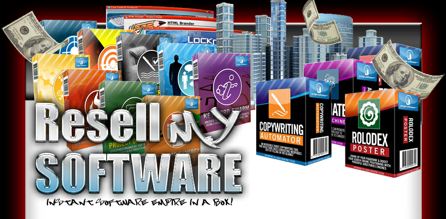 give you 23 Amazing Software Package Business Empire