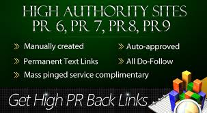 manually Build 150 High PR Backlinks