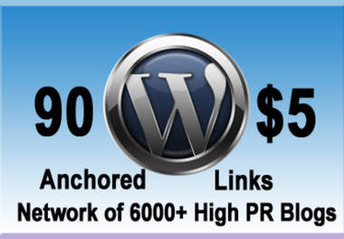 help increase Your SERP Rankings with 90 Dofollow Contextual Links in 30 Posts on a Large Private PR1 to PR6 Blog network