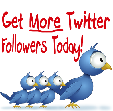 increase Over 4000 REAL n Active Twitter Followers to any of your Twitter Account