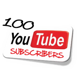get you 100 YouTube subscribers to your channel without admin access
