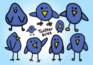use Twitter to Tweet to 230,000 followers from 6 different accounts for maximum exposure