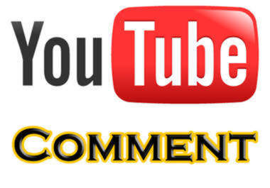 deliver 100 likes and 100 sensible comments on your youtube video