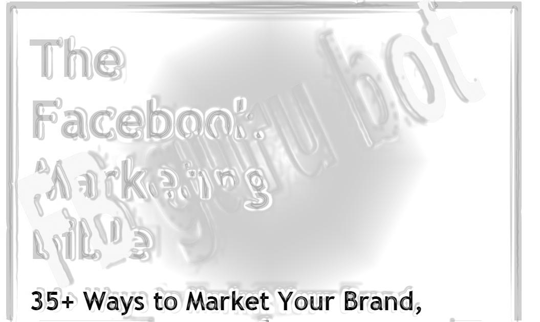 "give you FB Marketing Package ""FB-Guru-Bot.v.2.0"""