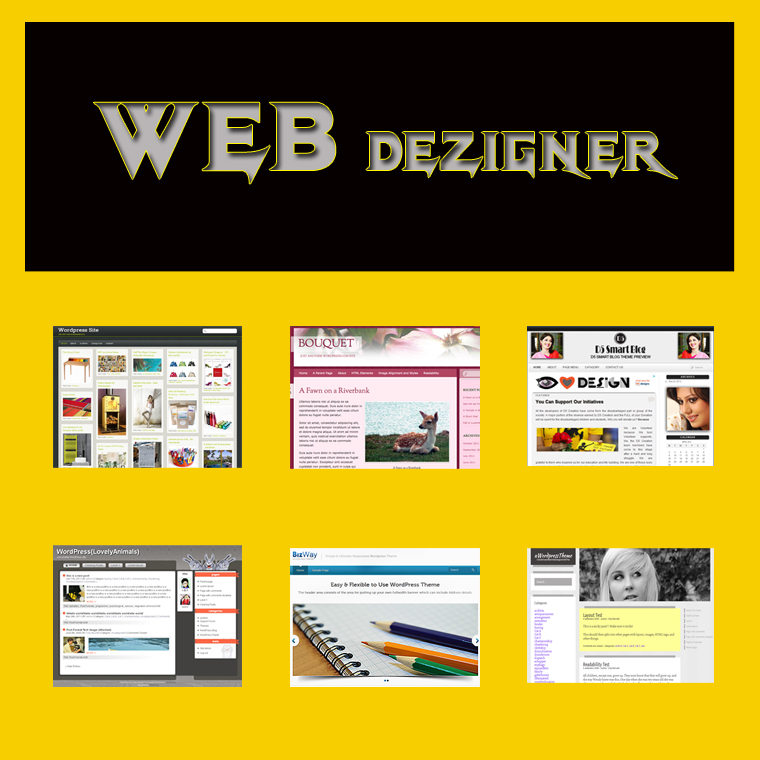make you an AWESOME website