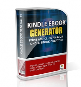 Give You This Excellent Automated Kindle eBook Generator Software