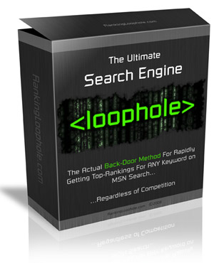 give you The Ultimate Search Engine LOOPHOLE