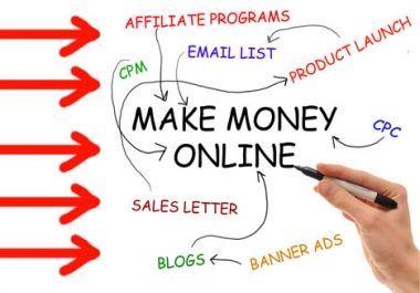 Teach You HOW to Earn up to 10,000 Dollars Per ONE Single Sale With Affiliate Marketing