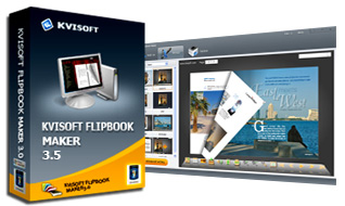 give you Kvisoft FlipBook Maker Pro