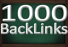 get 1000 BACKLINKS to your Site, Blog Backlinks + Free Backlinks as a Bonus