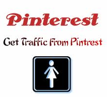 Tell U How to drive Traffic from Pinterest