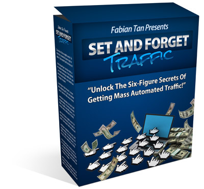 "Provide You ""Set And Forget Traffic Course"""