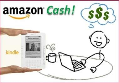show you how to make a Full Time income with the Amazon Kindle