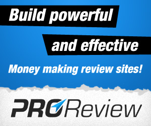 Give ProReview Theme