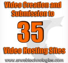 create an excellent quality video for your website blog or services, and submit it to 35 common video sites, and I will blast 2000 forum profile backlinks to the video
