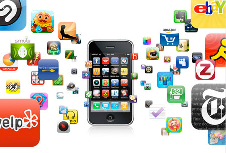 create a mobile phone app for your users compatible with iPhone, iPad ,Android, Windows mobile and more