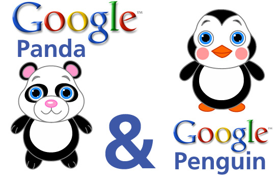get your website out of the sandbox or panda or penguin attack