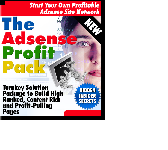 The Adsense Profit Pack - The Blog and Ping Tutorial
