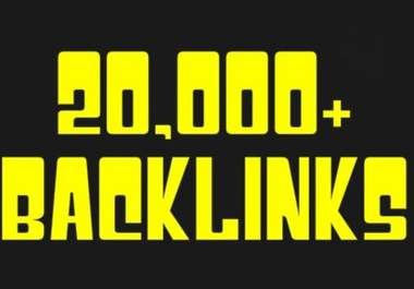 expressblast 20,000 VERIFIED backlinks to your website
