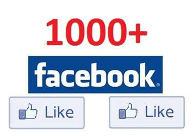 get you 1000+ facebook fans on your page + post your link on my fanpage with 5,000+ likes ++ tweet it to my over 2,000+ followers with proof
