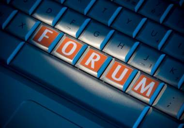 write *25 forums posts* on any forum