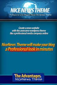 Share WP Nice News Theme