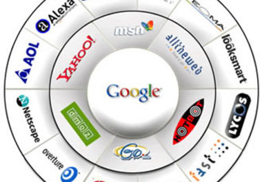 submit your website/blog to major search engines
