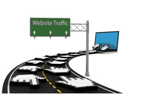deliver web traffic upto 50000 visits on your site to increase its SERP/ Alexa ranking