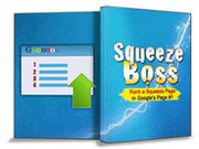 give you Squeeze Boss SEO WordPress Theme