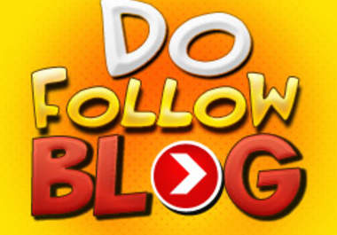 provide 1PR6+ 3PR5+5pr4+6PR3 Dofollow Actual PR pages blog commenting