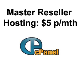 offer you Master Reseller Hosting