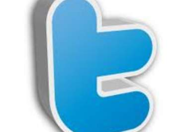  get You 3000 Good Quality real Looking twitter followers with in 2 days to your account