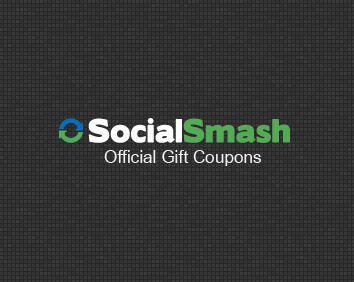 give you a 80,000 SocialSmash coupon
