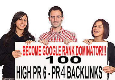 add 100 backlinks pr 6 to pr 4 dofollow BACKLINK to your website and bonus