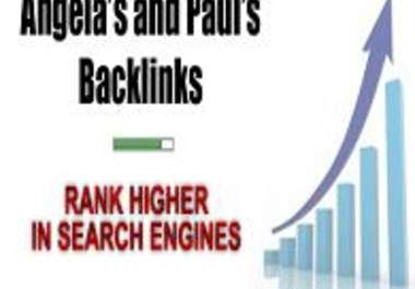 create 700 PR 3-9 angela style backlinks from authority sites
