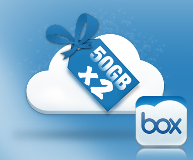 give you two 50GB Box accounts total 100GB for life ★Dropbox and Sugarsync alternative★