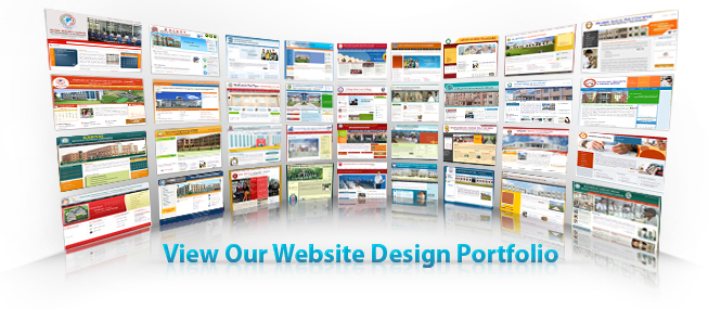 Design all Professional or Mockup website