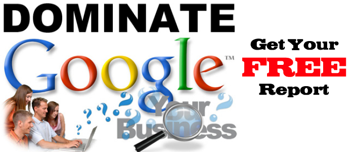 show you how to DOMINATE the First Page of GOOGLE in 5 Steps