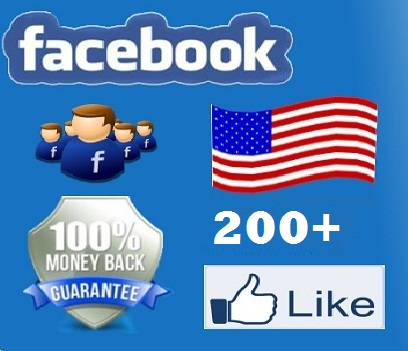 add 200+ facebook likes/fans, no admin, within 24 hours