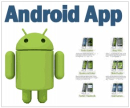 develop Android App of your website