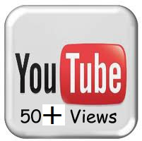 give you 200+ youtube video views,3 custom comments,3likes and 3favourates 