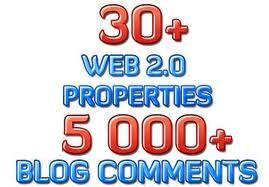 Create Ultimate LINK-PYRAMID With 30 High PR Web 2.0 Properties and Create 5000 Backlinks