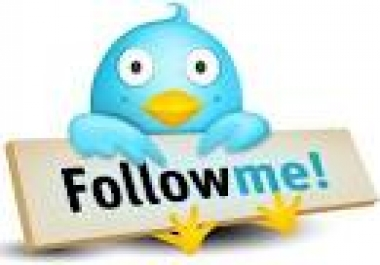 add 85000+ REAL looking followers to your twitter account without your password 48hrs